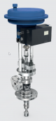 Schroedahl Type DKM Small Desuperheater to Control the Temperature of Superheated Steam or Gas