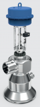 Schroedahl Type DU Pressure Reducing Valve with Integrated Atomizing Steam Cooling for Heavy Steam Conversion Applications